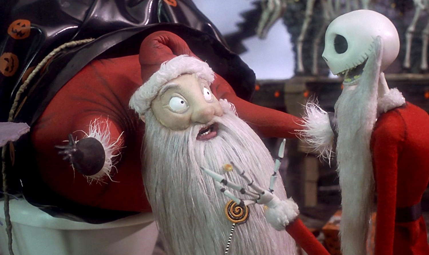 Animating The Nightmare Before Christmas – On Animation