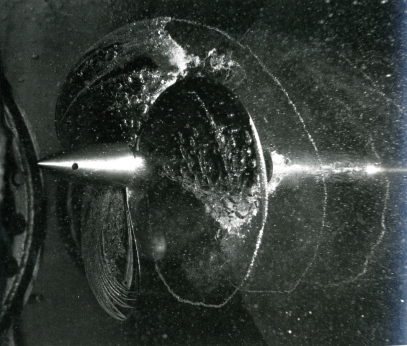 Edgerton - Propeller Cavitation - Stopping Time The Photographs of Harold Edgerton pg 58