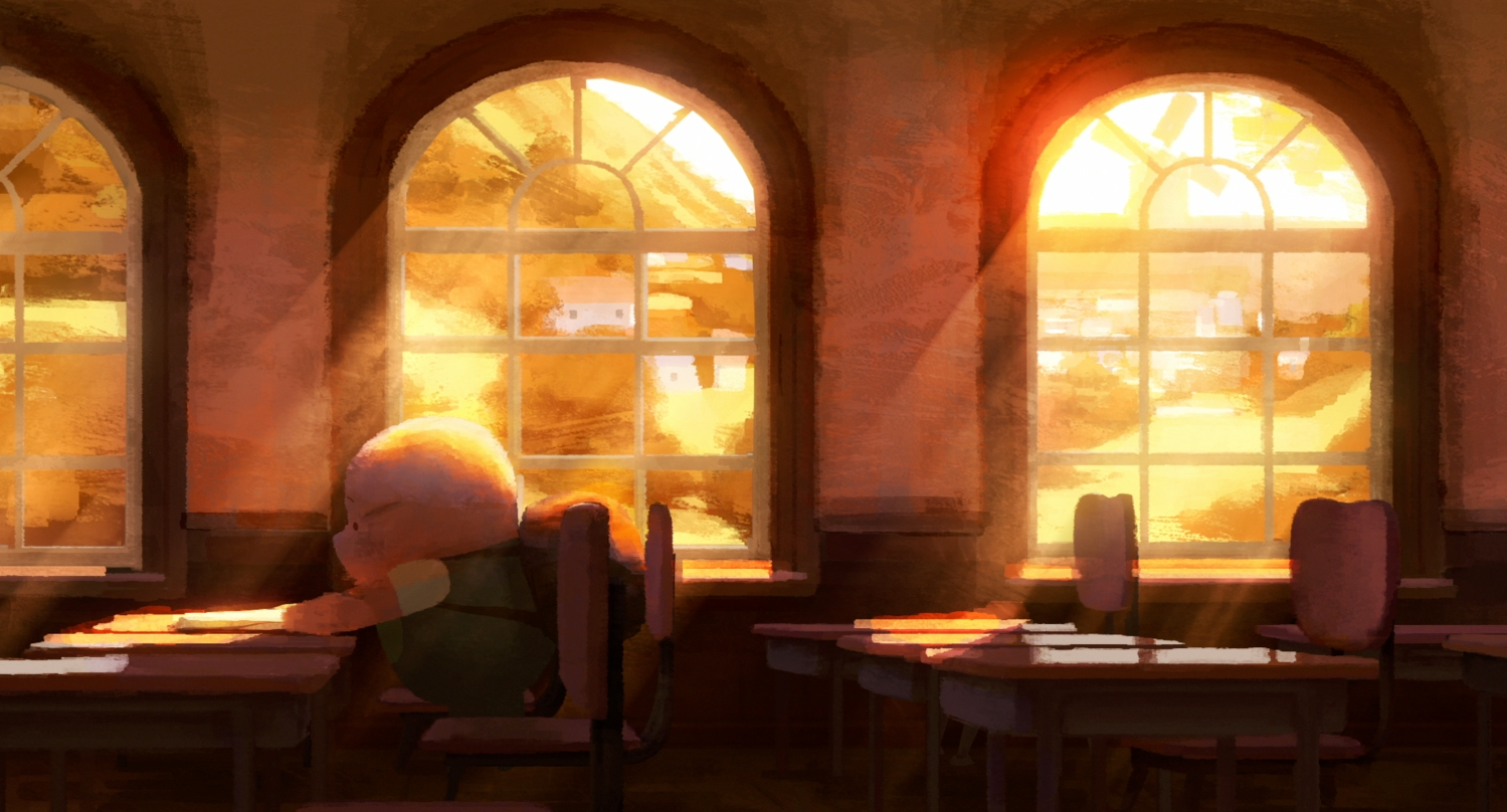 House Of Pig And Fox A Conversation With The Dam Keeper