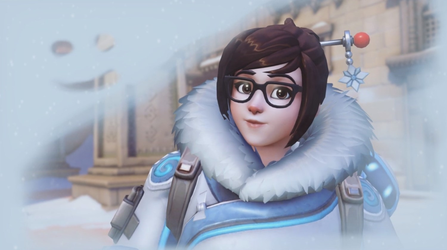 Overwatch Character Design Analysis : Animating overwatch s mei on animation
