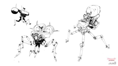 vaughan-ling-spdr-sketches-spider-type